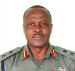 MAJOR GEN ABDULLAHI OTTA UTHMAN